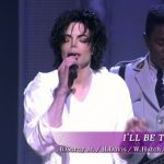 Michael Jackson 30th Anniversary Bluray Ill be there screenshot