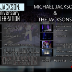 Michael Jackson 30th Anniversary Bluray Jacksons menu