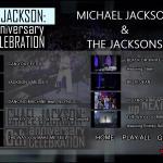 Michael Jackson 30th Anniversary Bluray Jacksons menu
