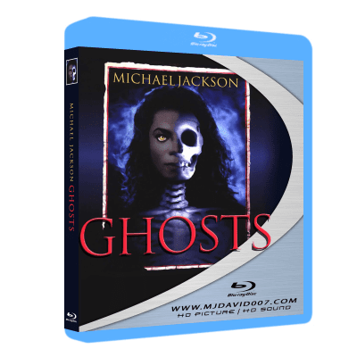 Michael Jackson Ghosts Bluray