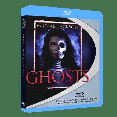 Michael Jackson Ghosts Bluray