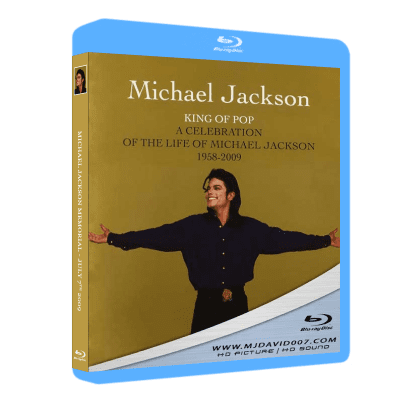 Michael Jackson Memorial 2009 Bluray