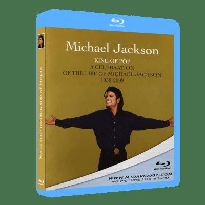 Michael Jackson Memorial 2009 Bluray