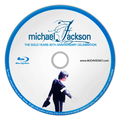 Bluray of Michael Jackson's 30th Anniversary Celebration