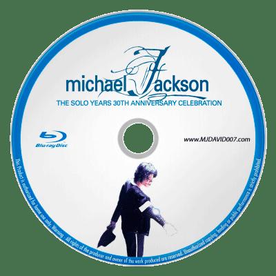 Bluray of Michael Jackson's 30th Anniversary Celebration