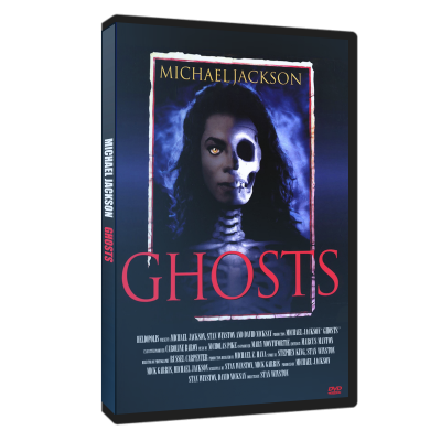 Michael Jackson Ghosts dvd