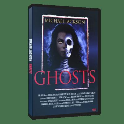 Michael Jackson Ghosts dvd