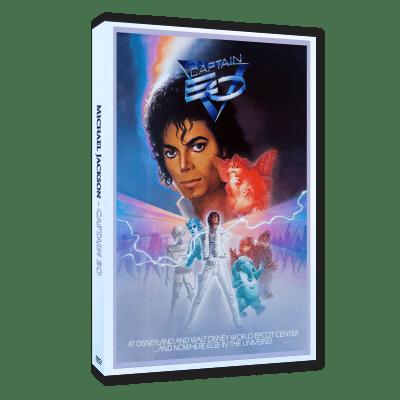 Michael Jackson Captain Eo dvd