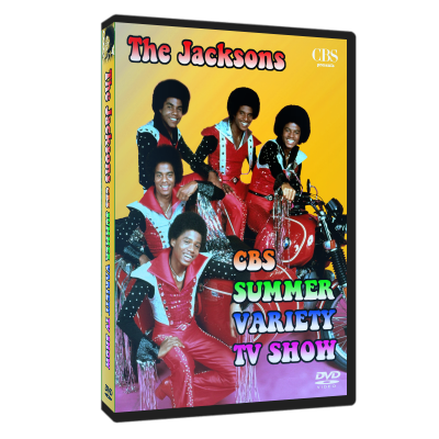 The Jacksons CBS Summer Variety Shows Box set