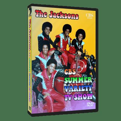 The Jacksons CBS Summer Variety Shows Box set