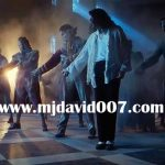Michael Jackson in Ghosts