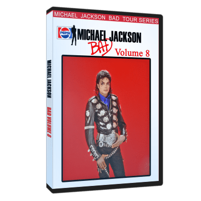 Michael Jackson Bad Volume 8 dvd