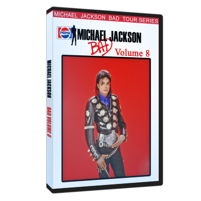 Michael Jackson Bad Volume 8 dvd