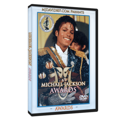 Michael Jackson Awards Compilation dvd