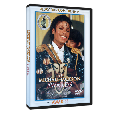 Michael Jackson Awards Compilation dvd