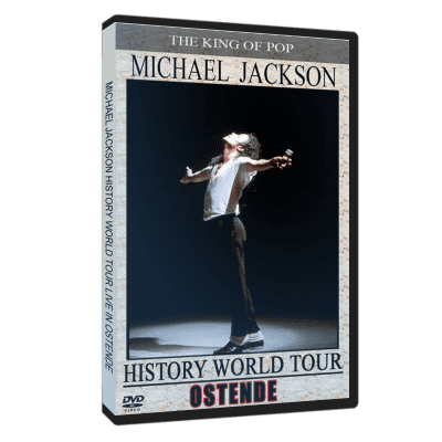 Michael Jackson HIStory Tour Ostende 1997