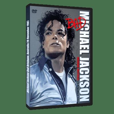 Michael Jackson Bad Tour Brisbane 1987