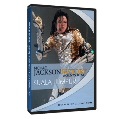 Michael Jackson HIStory Tour Kuala Lumpur 1997 different
