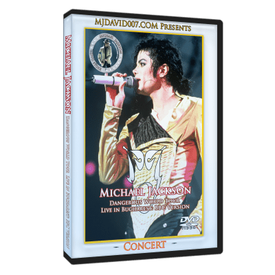 Michael Jackson Dangerous Tour Bucharest BBC version