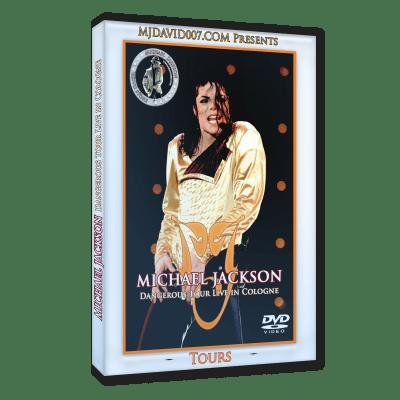 Michael Jackson Dangerous Tour Cologne dvd