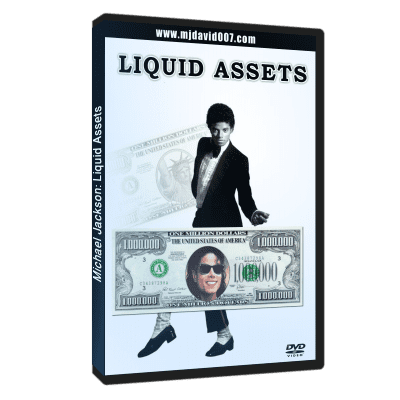 Michael Jackson Liquid Assets dvd