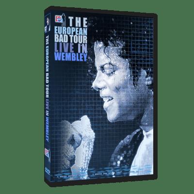 Michael Jackson Bad Tour Wembley London