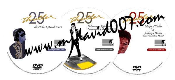 Thriller Special Edition 3 discs