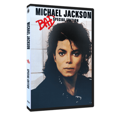 Michael Jackson Bad Special edition dvd