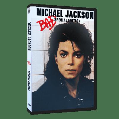 Michael Jackson Bad Special edition dvd