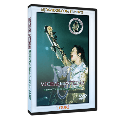 Michael Jackson HIStory Tour 8 june 1997