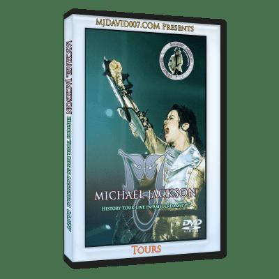 Michael Jackson HIStory Tour 8 june 1997