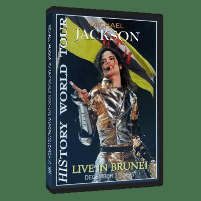 Michael Jackson HIStory Tour Brunei 1996 dvd