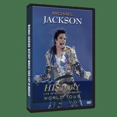Michael Jackson HIStory Tour Munich RTL