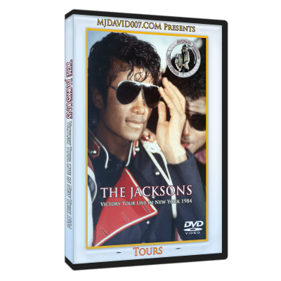 The Jacksons Victory Tour New York dvd