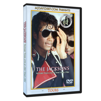 The Jacksons Victory Tour New York dvd