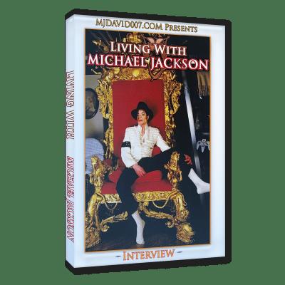 Living with Michael Jackson dvd