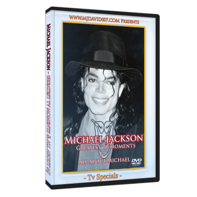 Michael Jackson Greatest Tv Moments dvd