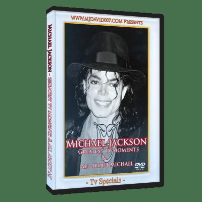 Michael Jackson Greatest Tv Moments dvd