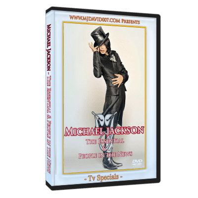 Michael Jackson The Essential dvd