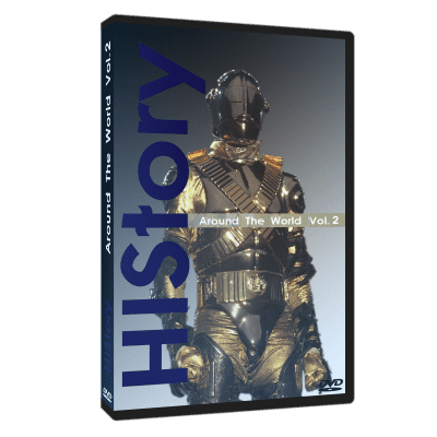 Michael Jackson HIStory Around the World vol 2 dvd