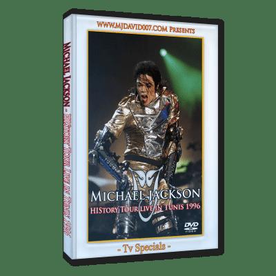 Michael Jackson HIStory Tour Tunis Pro version