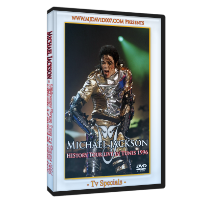Michael Jackson HIStory Tour Tunis Pro version