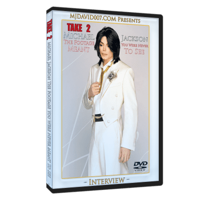 Michael Jackson Take 2 dvd