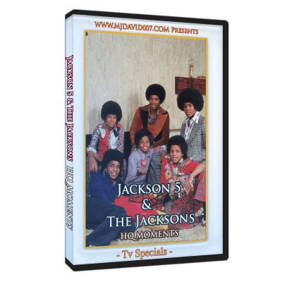Jackson 5 & Jacksons High Quality dvd