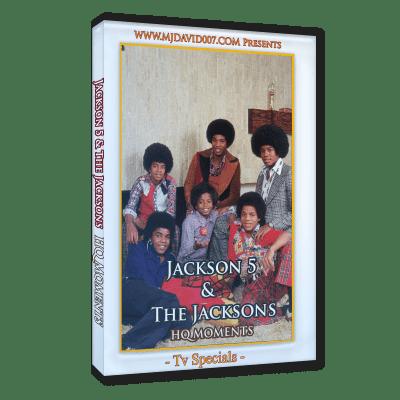 Jackson 5 & Jacksons High Quality dvd