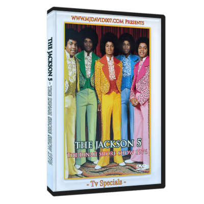 The Jackson 5 Dinah Shore dvd