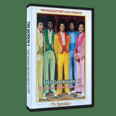 The Jackson 5 Dinah Shore dvd