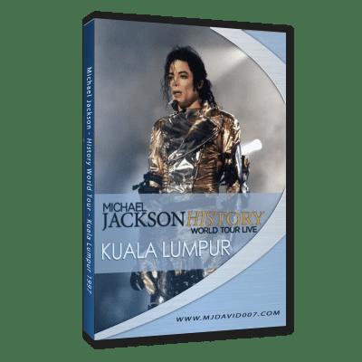 Michael Jackson HIStory Tour Kuala Lumpur 1997 dvd