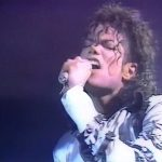 Michael Jackson performing Another Part of Me in 1988