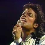 Michael Jackson performing Heartbreak Hotel in 1988